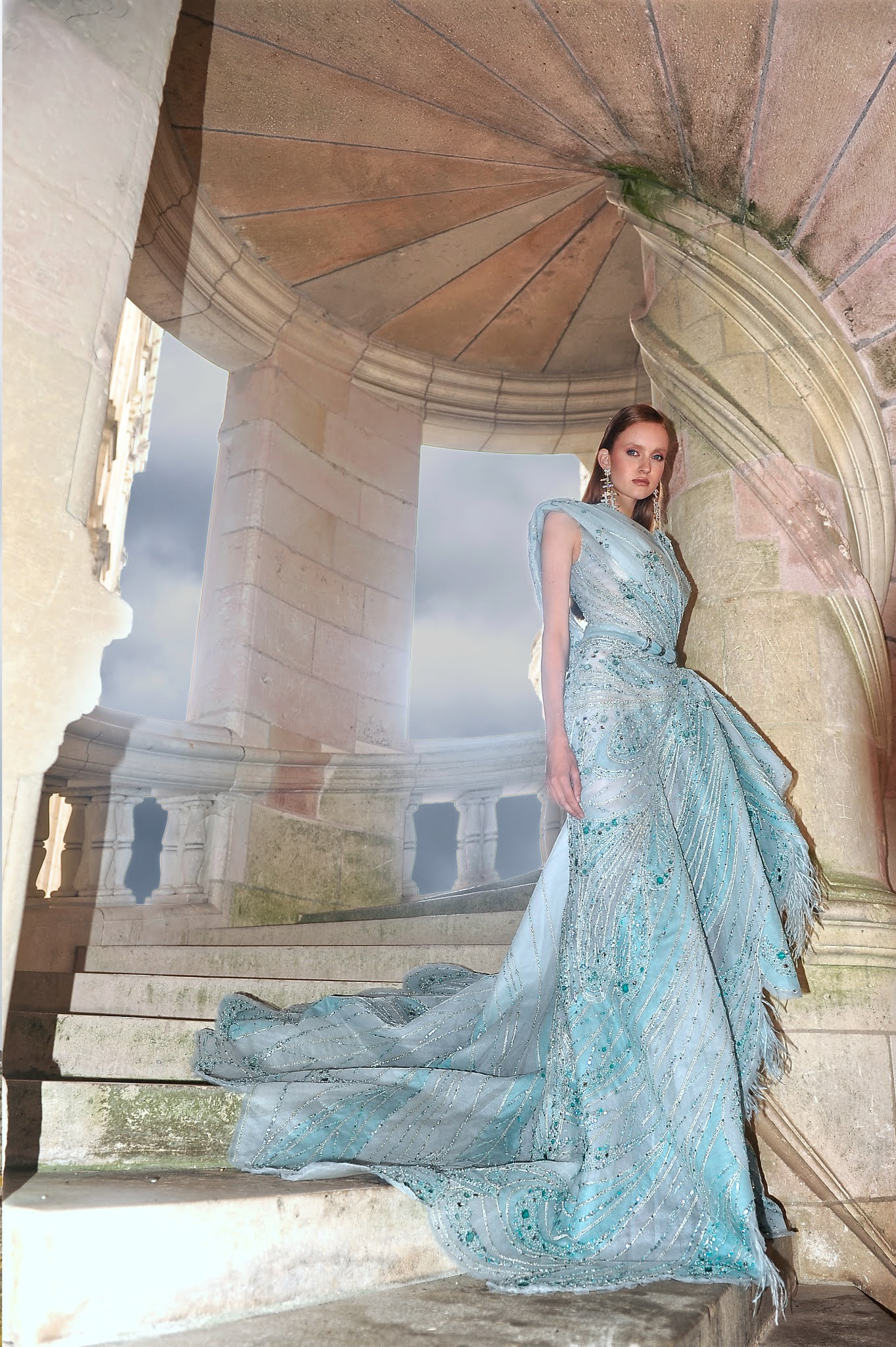 Ziad Nakad Haute Couture Automne-Hiver 2021-2022