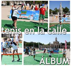 FOTOS: Tenis en La Mariblanca de Aranjuez