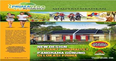 Primavera Residence Bogor Jabar