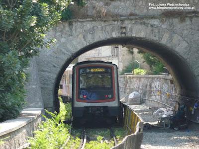 ATTIKO METPO, metro w Atenach, linia nr 1, skład trzeciej generacji, seria 11, Hellenic Shipyards/ADtranz/Siemens