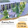 BLV BSD, Cluster Rumah Baru BSD City Dijual Rp.1,1 Miliaran