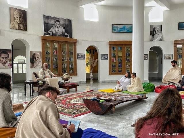 Satsang with Swami Brahmdev