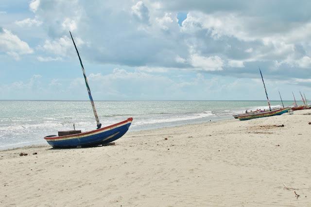 Praia do Preá, em Jericoacoara