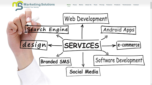 Marketing Solutions Web & App Development|SEO Firm in Pakistan