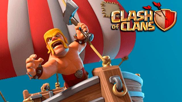 Nova Tropa na Atualização do Clash of Clans