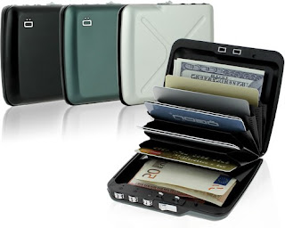 Mini security wallets