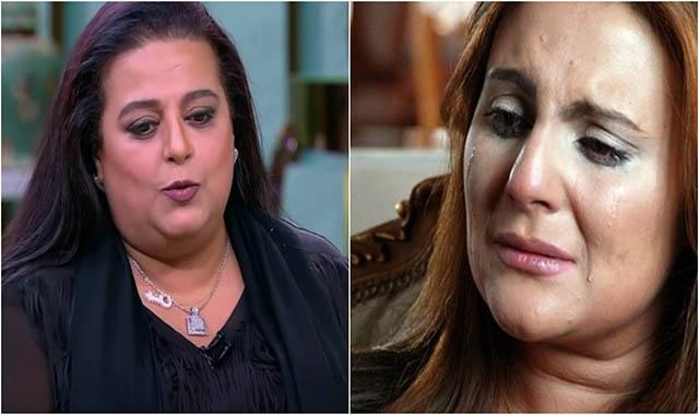 أزمة بين رانيا محمود يسن وأبنة رجاء الجدواي