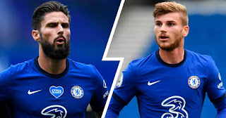 Werner does not have my characteristics, I hope to play: Chelsea striker Olivier Giroud
