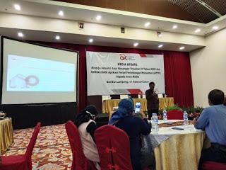 OJK Optimis Industri Jasa Keuangan di Lampung Membaik di Tahun 2021