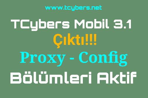 TCybers Mobil Uygulaması
