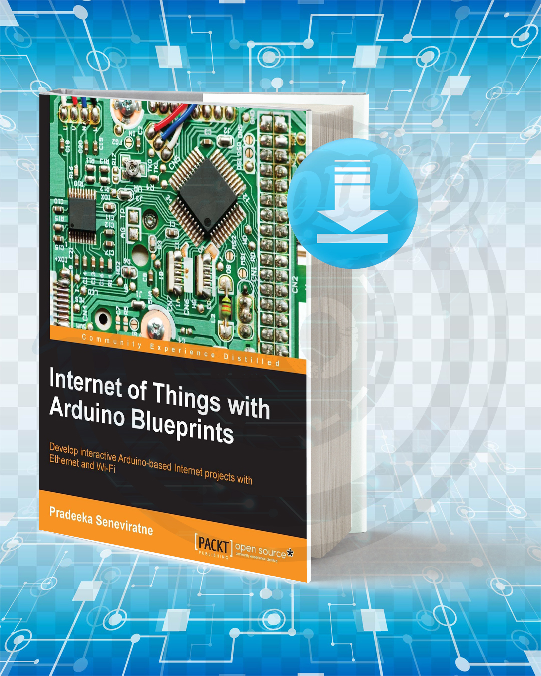 Free Book Internet of Things with Arduino Blueprints pdf.