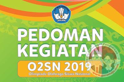 Pedoman / Juknis O2SN SMA 2019