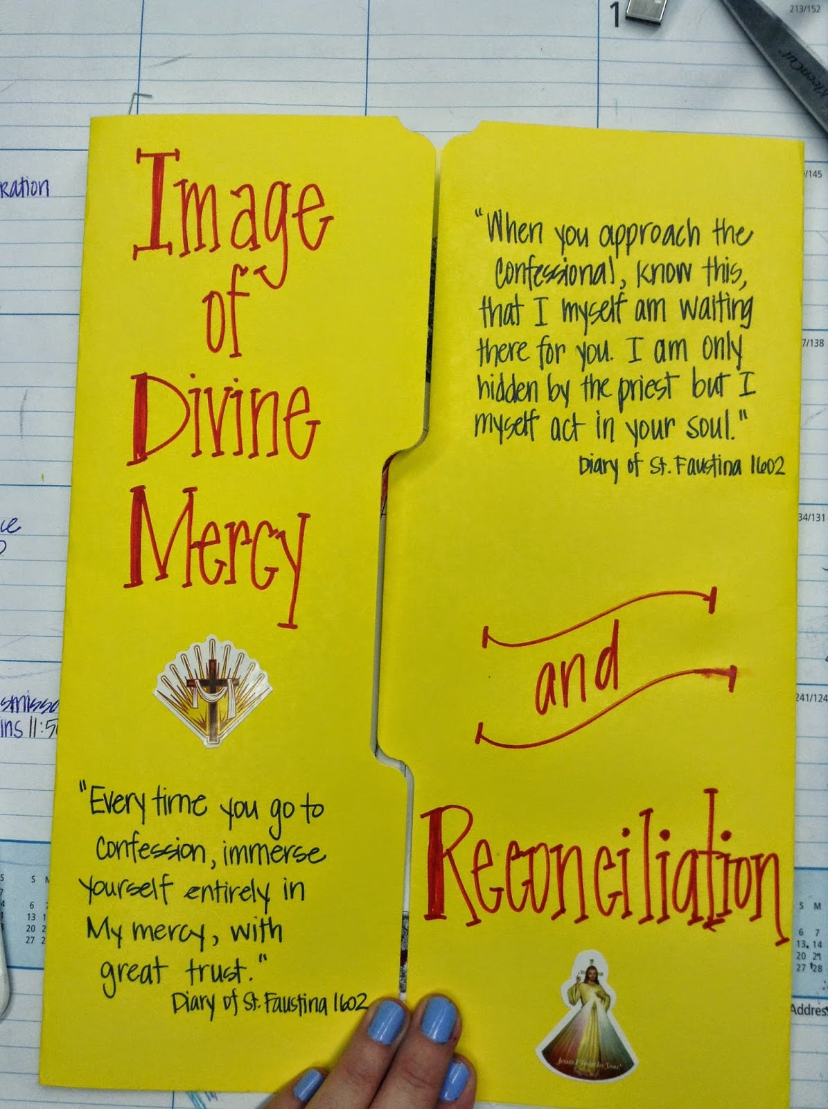 Look To Him And Be Radiant Divine Mercy Watercolor Art Page