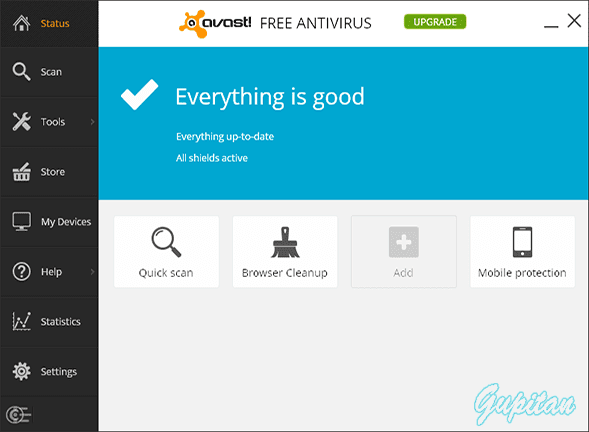 Download Avast! Free Antivirus 2014