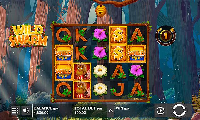 Ulasan Slot Push Gaming Indonesia - Wild Swarm Slot Online