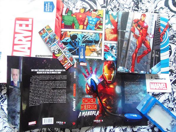 Clube Leitura Marvel #06, assinatura exclusiva dos livros Marvel!