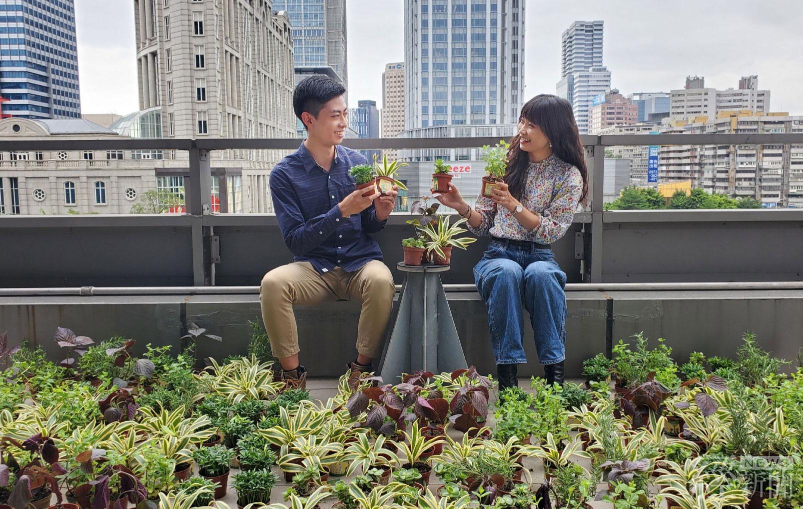 世界地球日 台灣中油邀您種「藝」苗,為防疫加油!