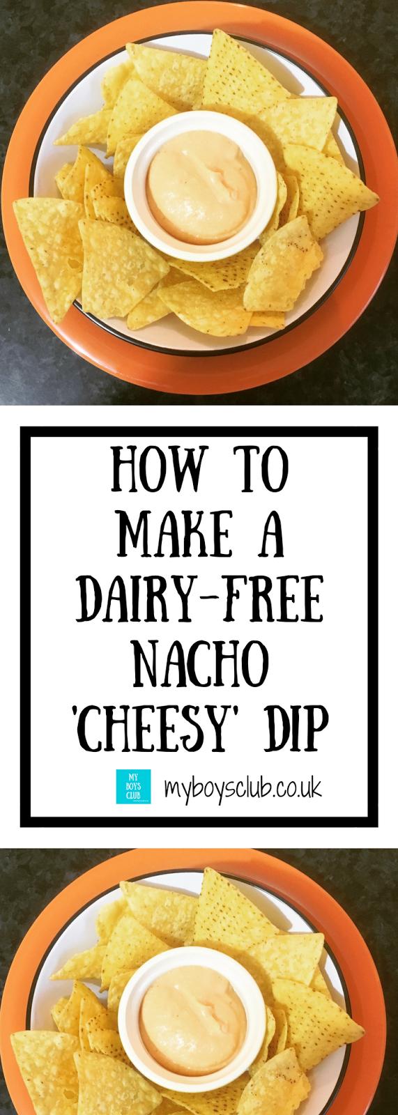 how to make simple nachos dip