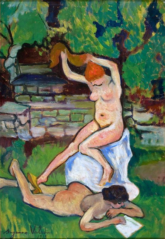Nudes, Suzanne Valadon
