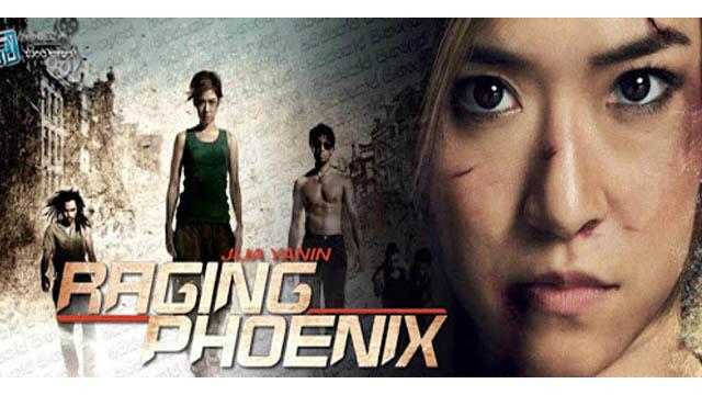 Raging Phoenix (2009) Hindi Dubbed Movie 720p BluRay Download