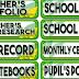 Green Classroom Labels