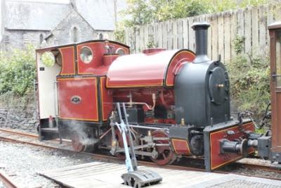 Corris Railway No 4