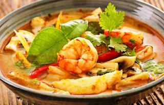 Resep Cara Memasak Tomyam Seafood Khas Thailand