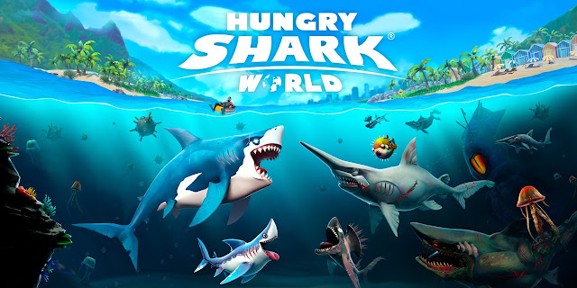 Hungry Shark Evolution 6.4.2 Apk Mod for Android