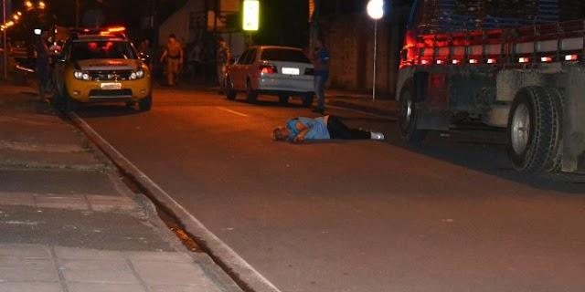 Homem é assassinado no Guaraituba