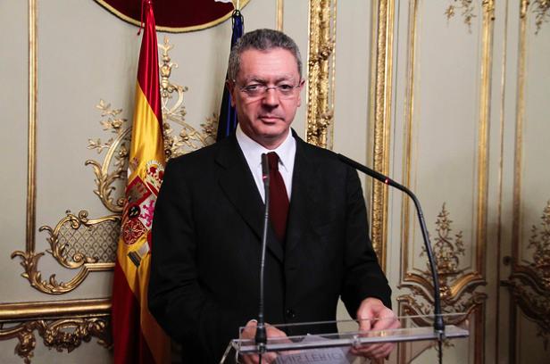 IU denuncia a Gallardón por presunta malversación en las obras de la M-30