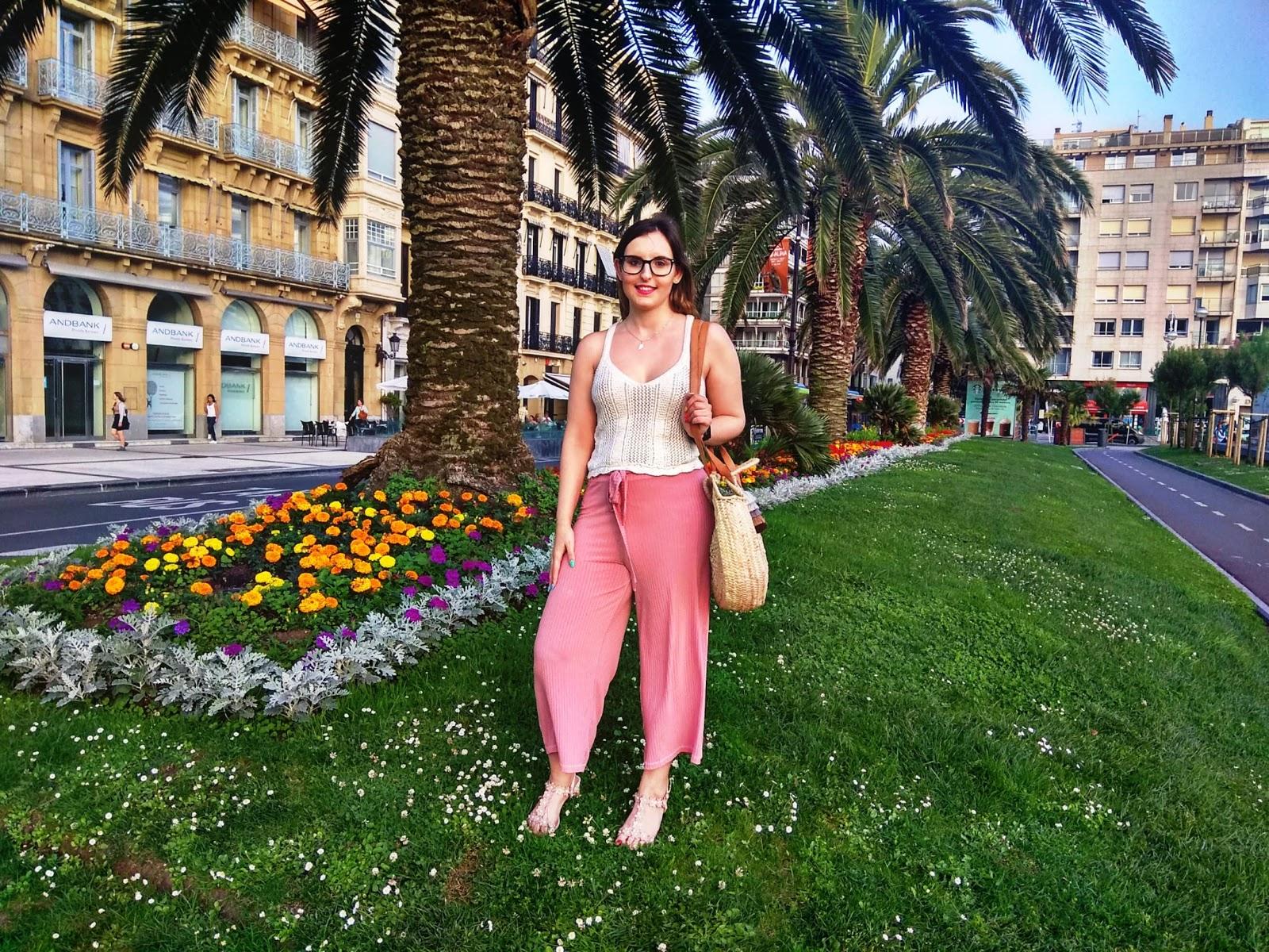 Outfit Perlas Flores Sandalias De Pinkdesert Nude Y Con iTwPkXOuZ