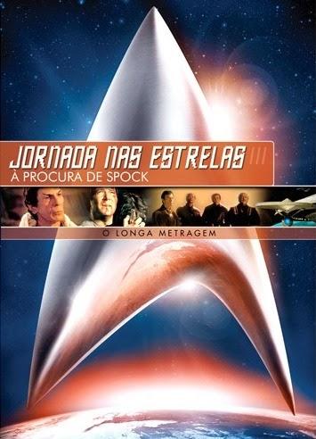 Jornada nas Estrelas 3: À Procura de Spock – Dublado (1984)
