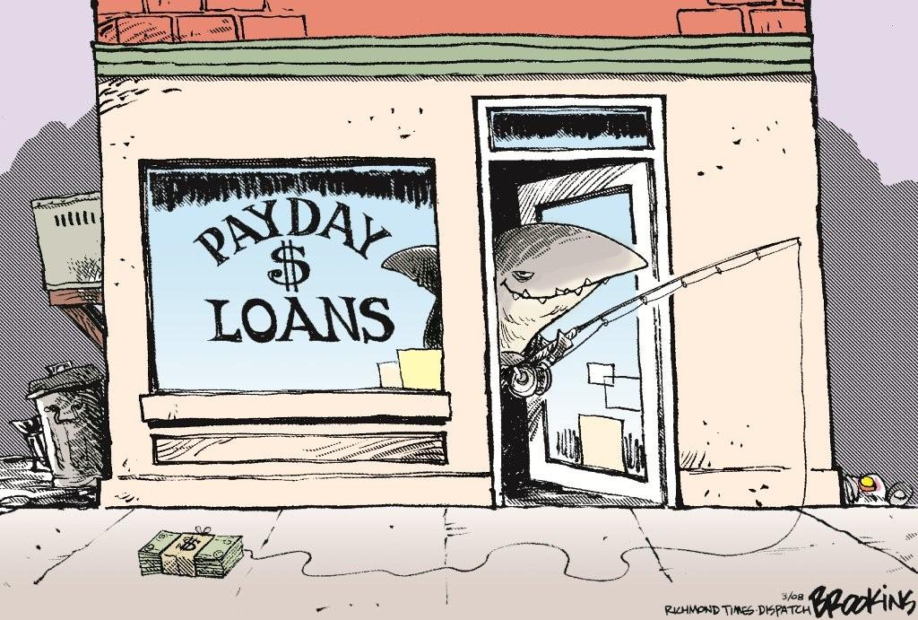 Commercial Law: Banks Providing Payday Loans