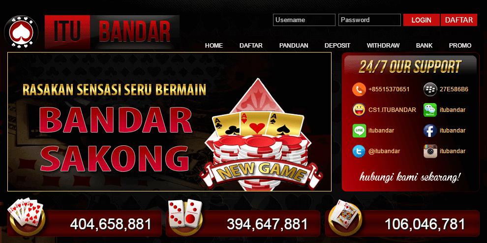 Situs Judi Domino99 ItuBandar