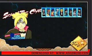 Download Boruto Senki Lite Apk