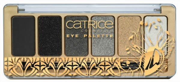 Feathers & Pearls by CATRICE – Eye Palette