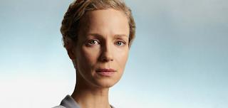 Laura Regan în rolul Agatha din serialul Minority Report