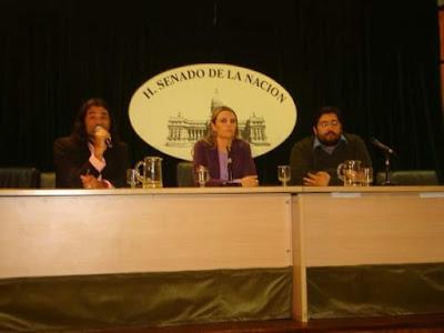 En el Honorable Senado de la Nación se funda la RATT Internacional MERCOSUR & Países Asociados