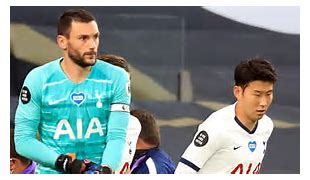 'Irritated' Spurs chief Lloris concedes Son spat was over absence of squeezing