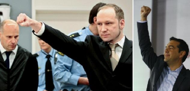 Πως ο Breivik υμνητής του Φιντέλ Κάστρο και δικός τους που αλλαξοπίστησε  μετατράπηκε σε ναζι!!