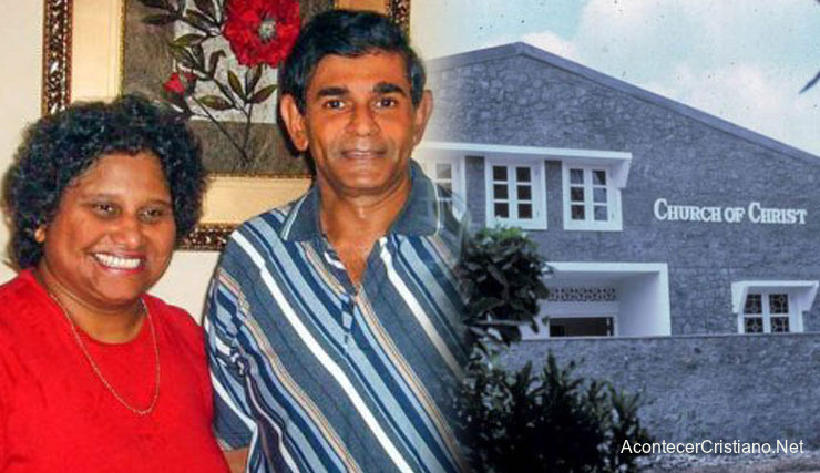 Pastor atacado en Sri Lanka