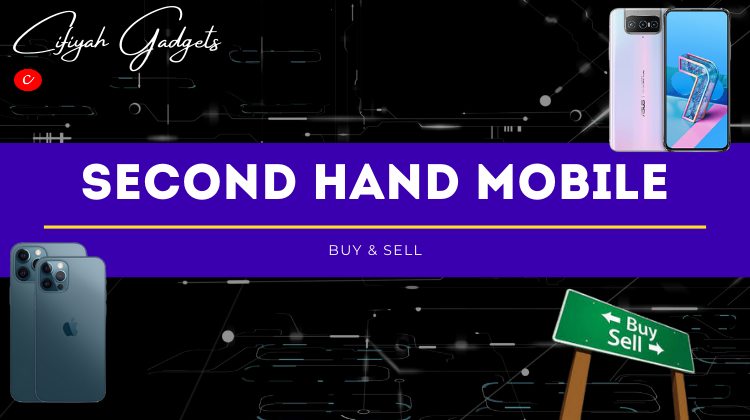 second hand mobile