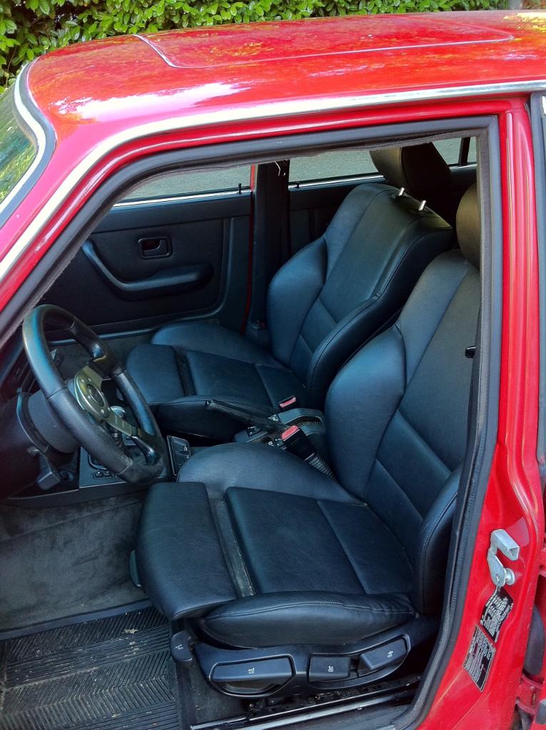 2008 BMW 328I For Sale >> e46 seats with e28 mounts