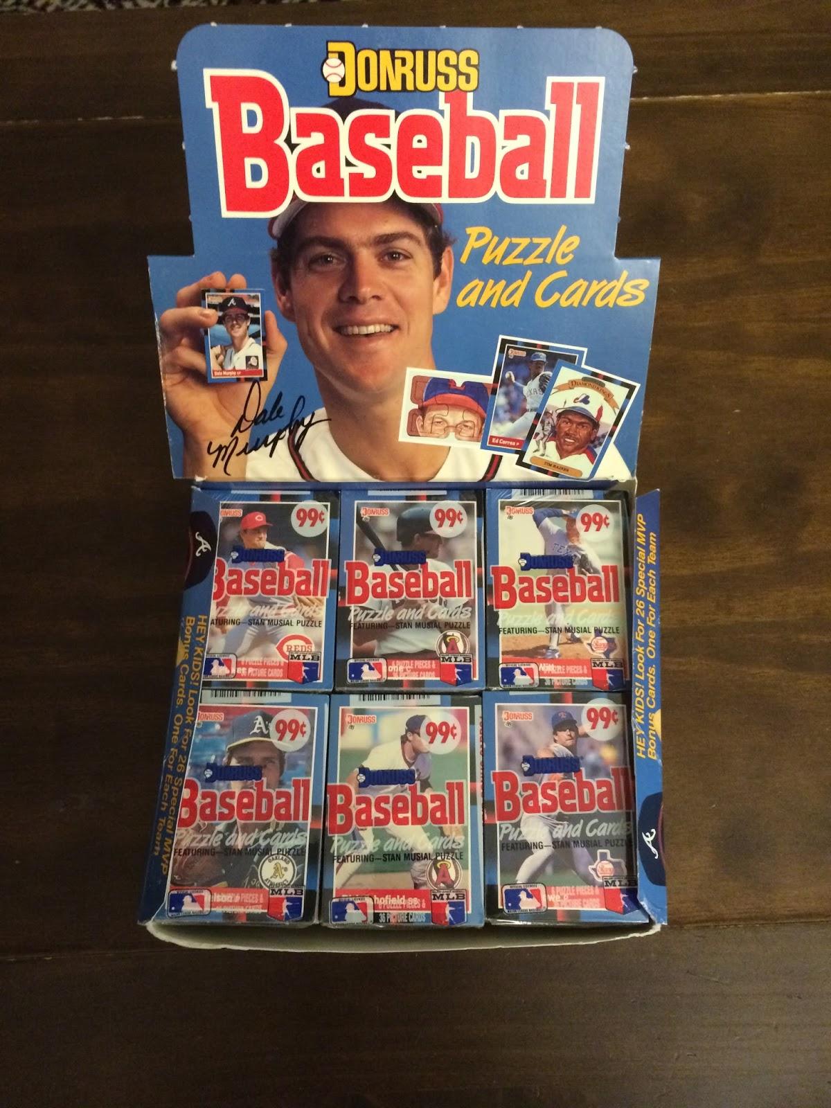 Cheap Wax Wednesday Episode 11 1988 Donruss Baseball