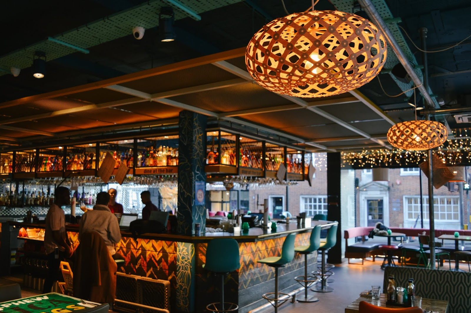 Review of Turtle Bay in Winchester, Hampshire