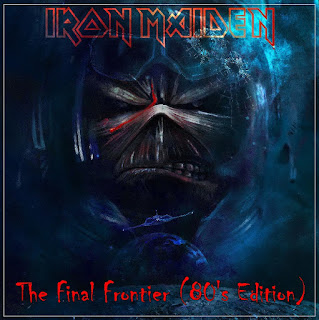 Iron Maiden (UK) - The Final Frontier [80's Mix Edition Bootleg