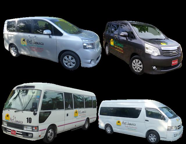 Large Group Transportation Service Jamaica