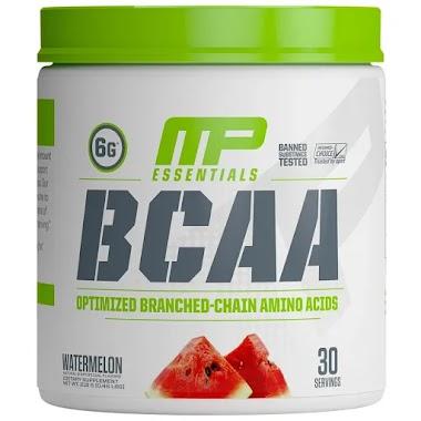 MusclePharm BCAA Essentials, 0.48 lb (30 Servings)