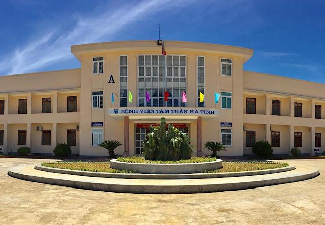 Bệnh viện Tâm thần Hà Tĩnh