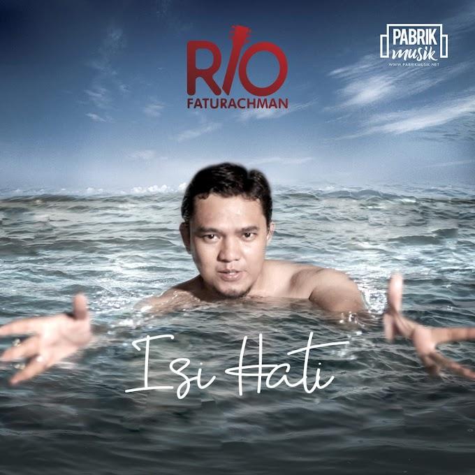 """Rio Faturachman Luncurkan karya baru bertajuk """"Isi Hati"""""""